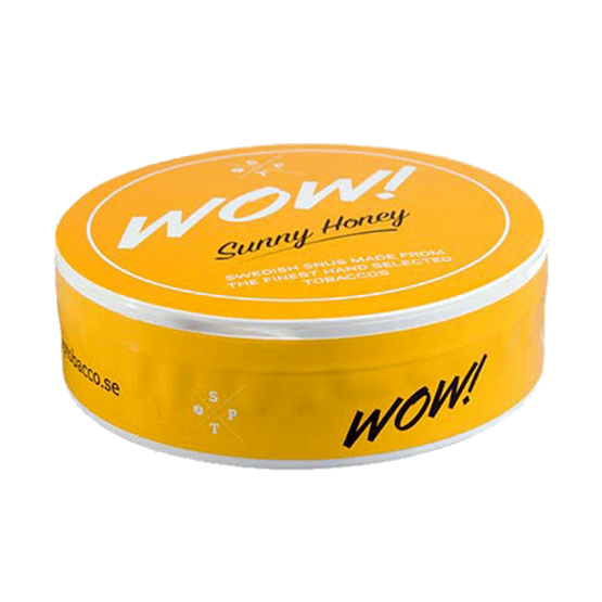 WoW! Sunny Honey White Portion