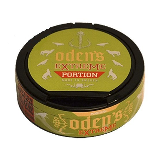 Odens 29 Extreme Portion Snus