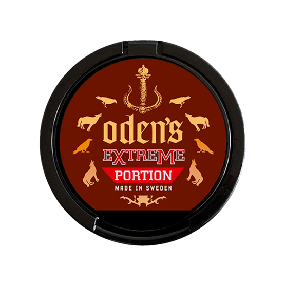Odens 59 Extreme Portion