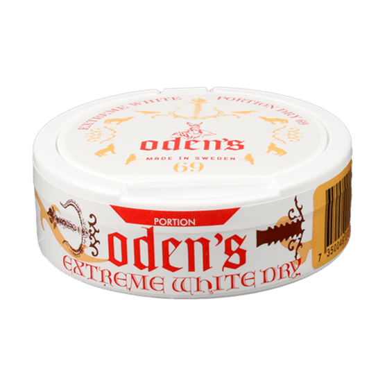 Odens 69 Extreme Portion White Dry Portion