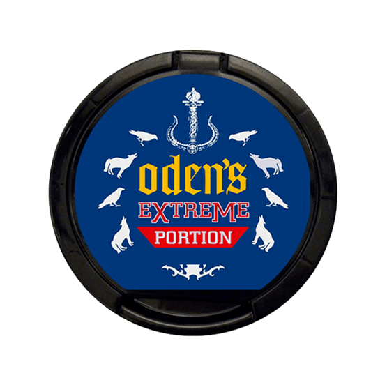 Odens Lakritze Extreme Portion