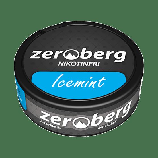 Zeroberg Icemint Nikotinfrei Portion