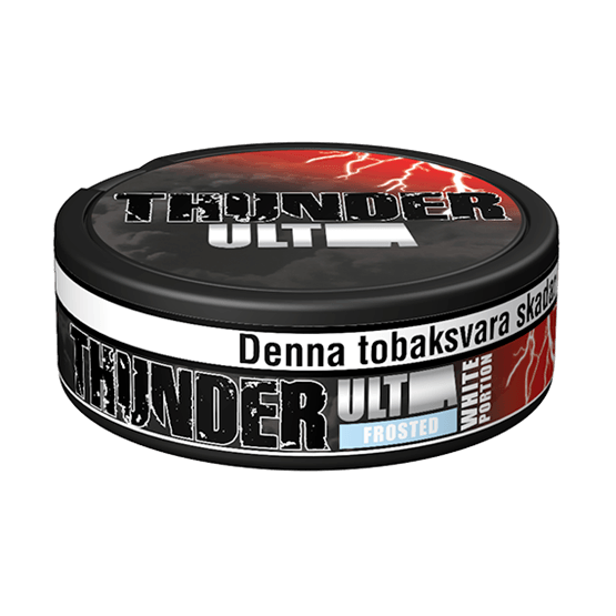 Thunder Ultra Frosted White