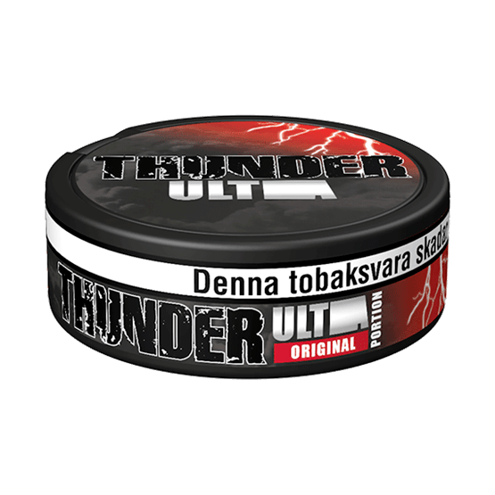 Thunder Ultra Strong Portion