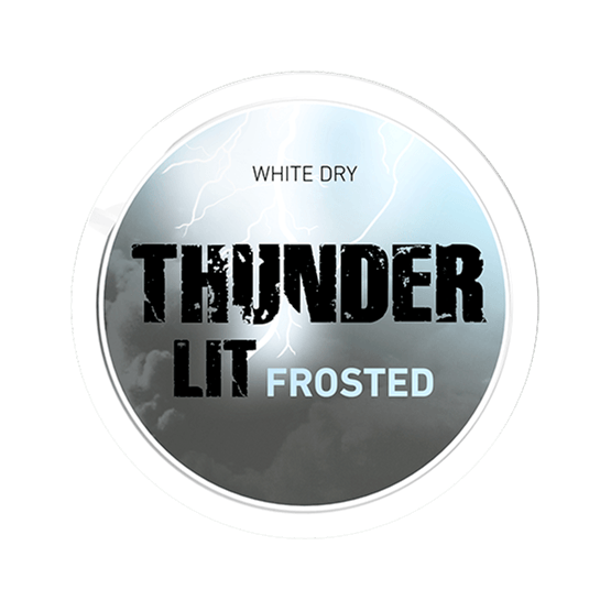 Thunder Ultra Frosted White Dry