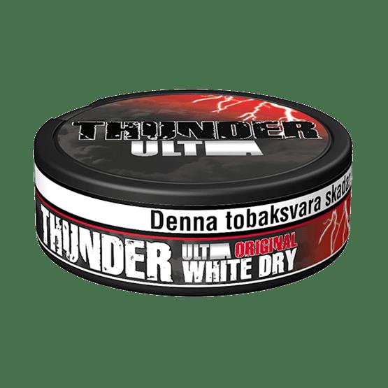 Thunder Ultra Original White Dry Portion