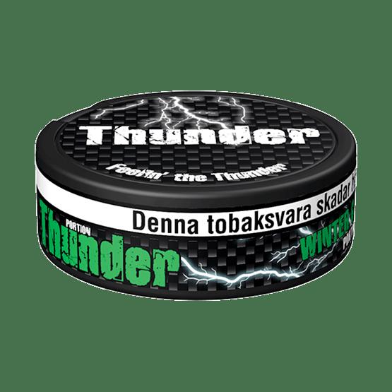 Thunder American Wintergreen Portion