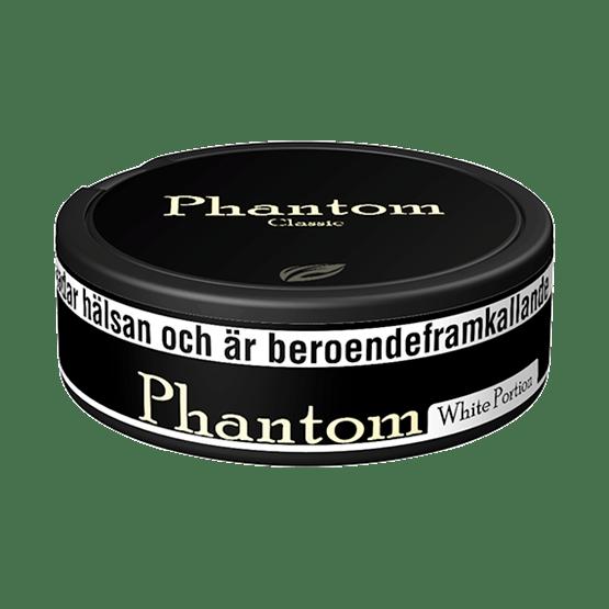 Phantom Classic White Portion