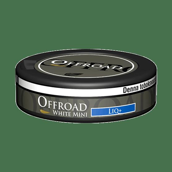 Offroad Lakritze White Mini Portion