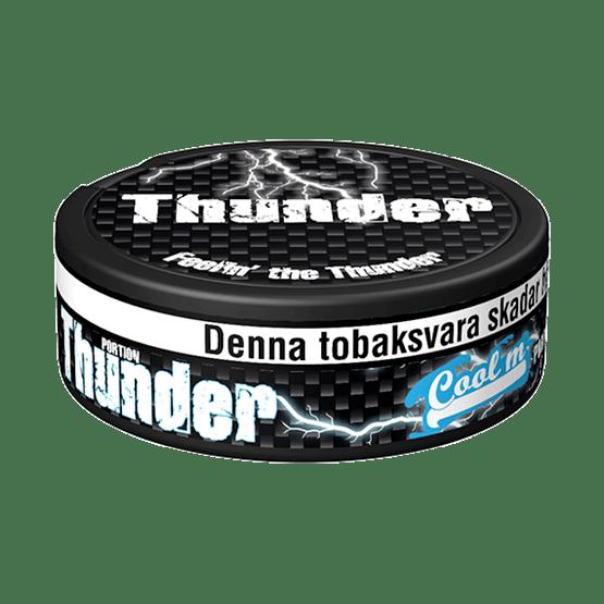 Thunder Cool Mint Portion