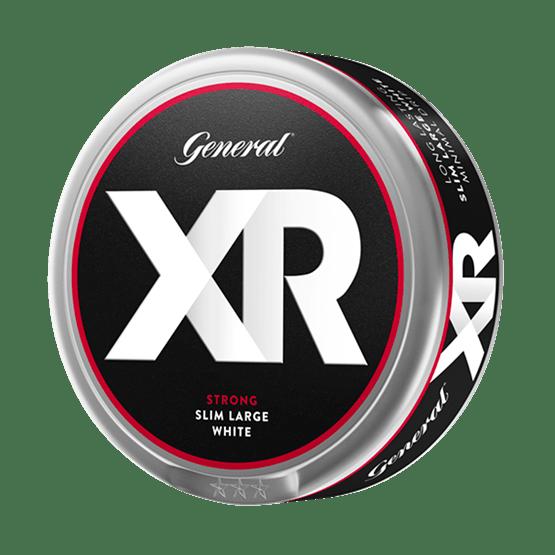 General Xrange Strong White Portion