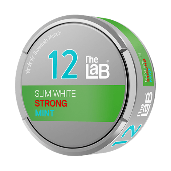 The Lab Series 12 Strong White Fresh Mint Portion
