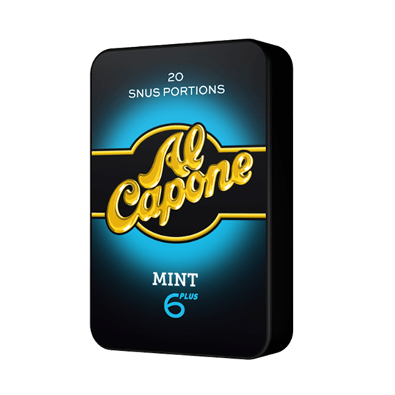 Al Capone Mint White Mini Portion
