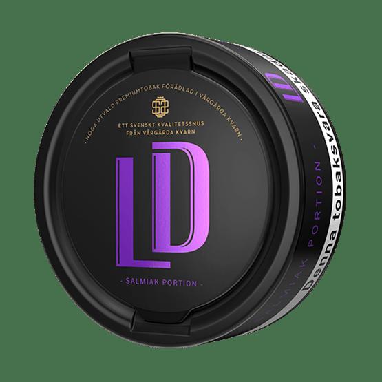 LD Saltlakritze Portion