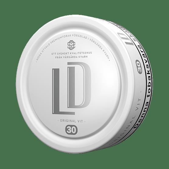 LD 30 White Portion