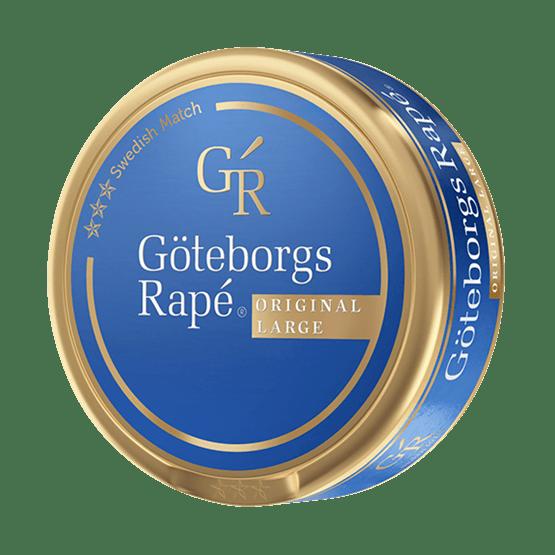 Göteborgs Rapé Portion