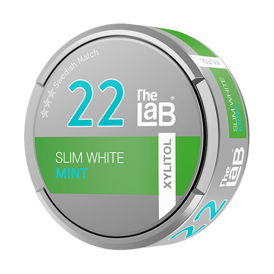 The Lab Series 22 Mint Xylitol Portion