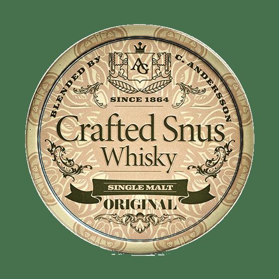 Crafted Snus Whisky Original Portion