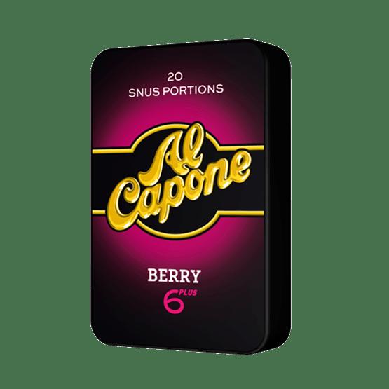 Al Capone Berry White Mini Portion