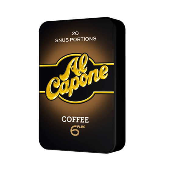 Al Capone Coffee White Mini Portion
