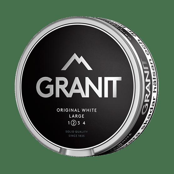 Granit White Portion