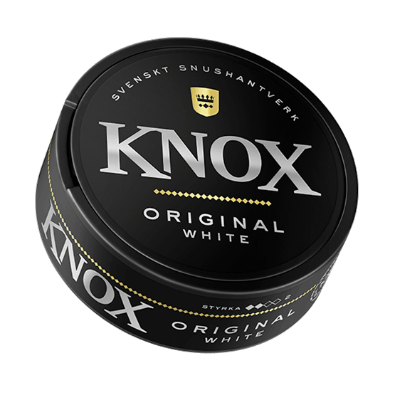 Knox White Portion