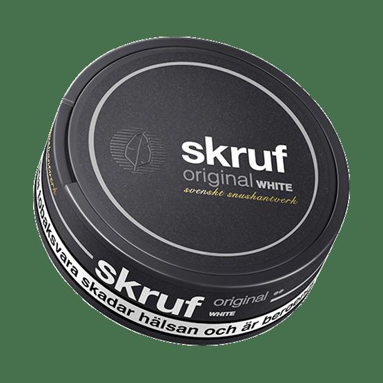 Skruf Original White
