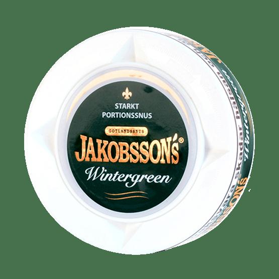 Jakobssons Wintergreen Strong Portion