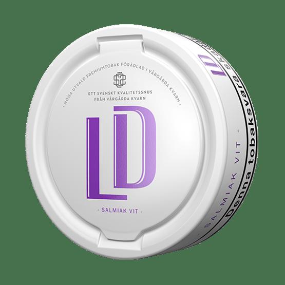 LD Salmiak White Portion