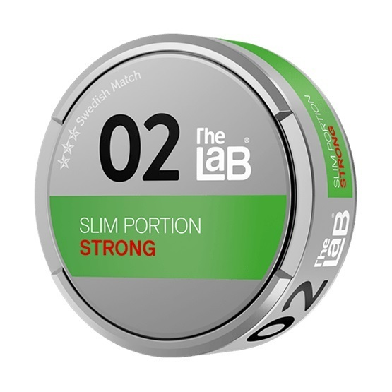 The Lab Series 02 Strong Portion