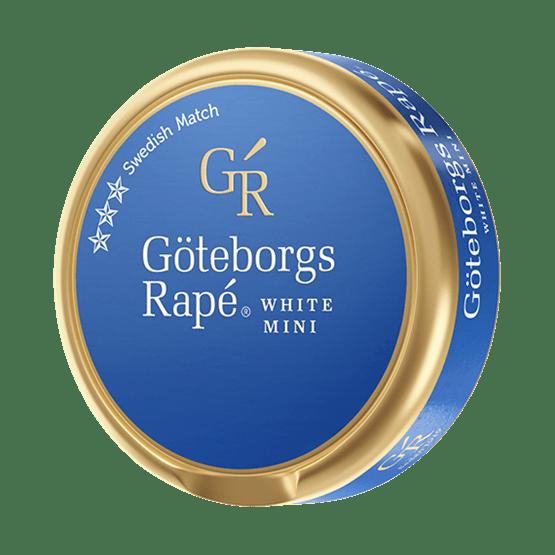 Göteborgs Rapé White Mini Portion