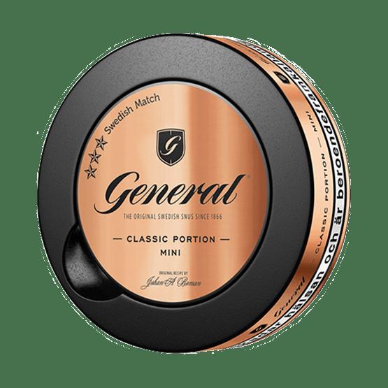 General Mini Portion