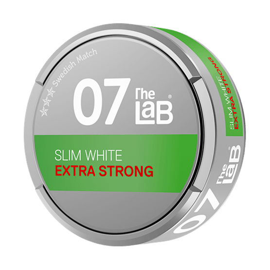 The Lab Series 07 Extra Strong White Portion