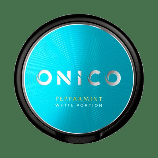 Onico Pfefferminze Nikotinfrei Portion