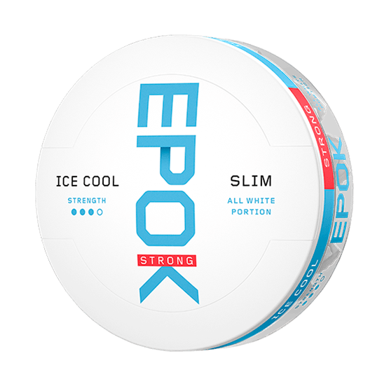 Epok Strong Ice Cool Mint Portion