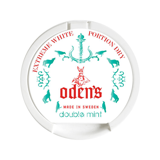 Odens Double Mint Extreme White Dry Portion