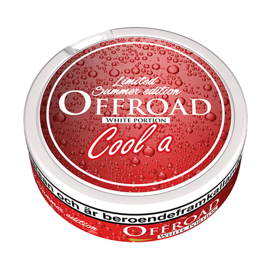 Offroad Cool a white portion