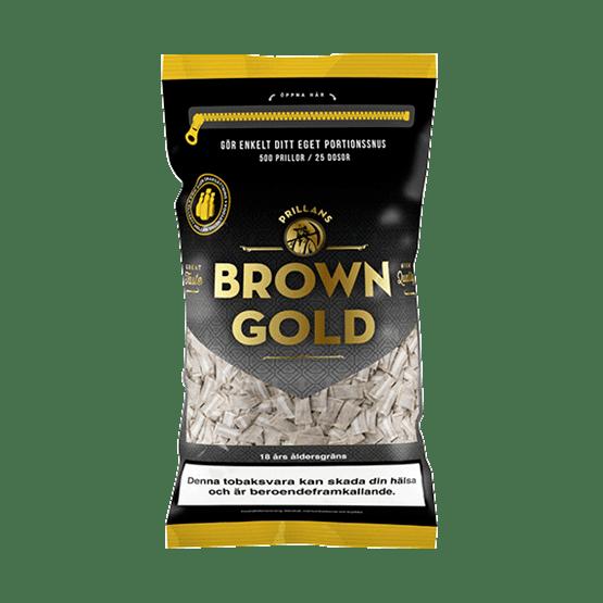 Prillan 500 Brown Gold