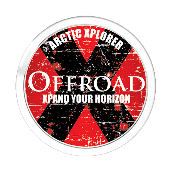 Offroad X White Dry Portion