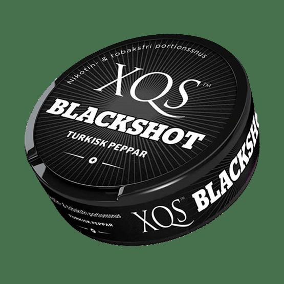 XQS Blackshot Nikotinfrei Portion