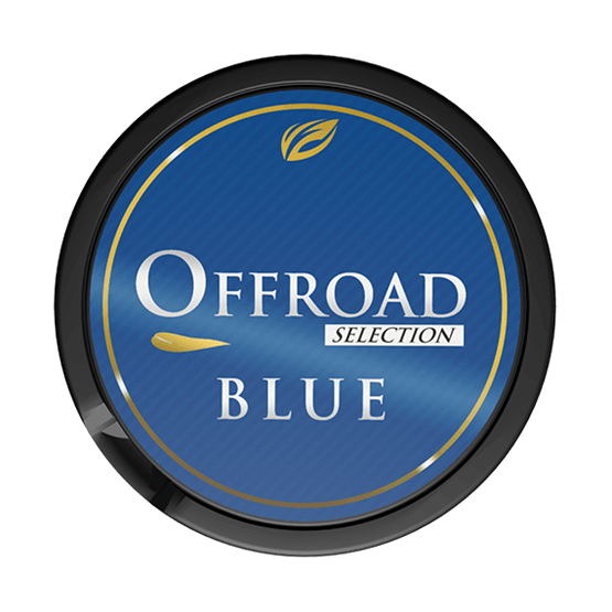 Offroad Blue Selection Portion