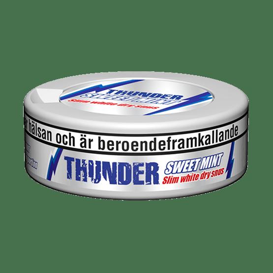 Thunder Sweet Mint Slim White Dry Portion