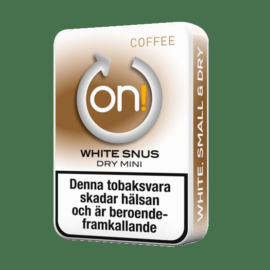 on! Coffee 3 mg
