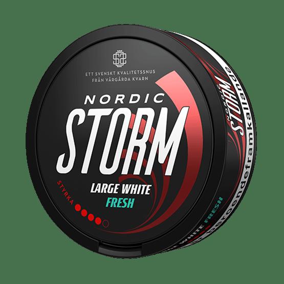 Nordic Storm White Fresh Portion