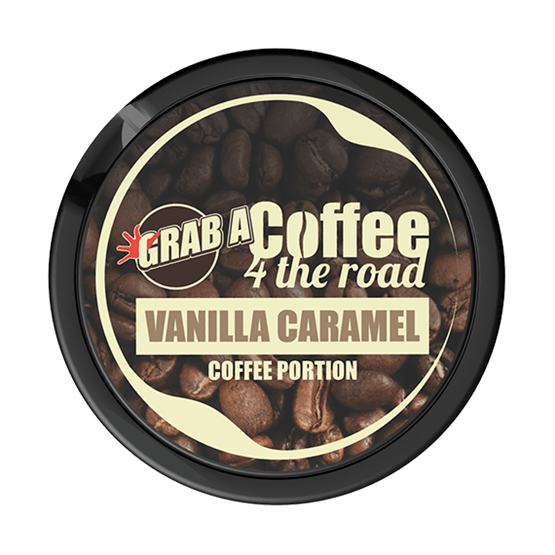 Grab Coffee 4 The Road Vanilla Caramel