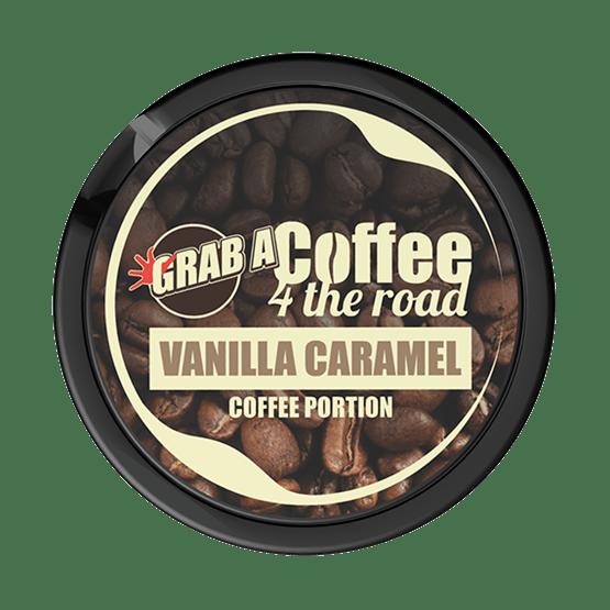 Grab Coffee 4 The Road Vanilla Caramel