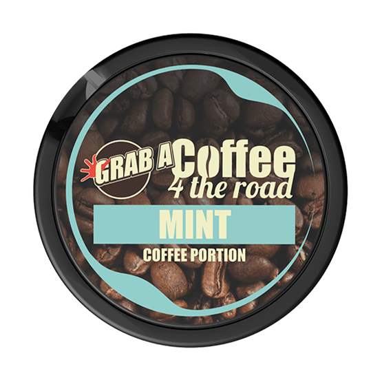 Grab Coffee 4 The Road Mint
