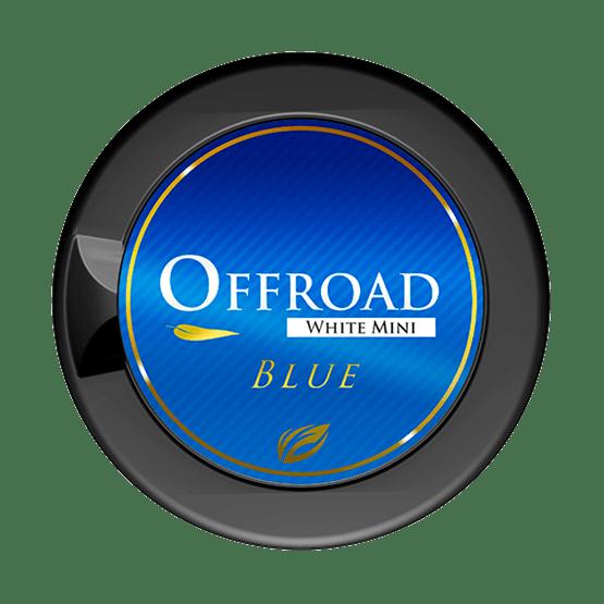 Offroad Blue White Mini
