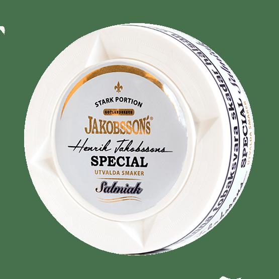 Jakobssons Special Salmiak Portion