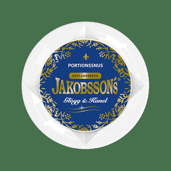 Jakobsson's Glögg & Kanel Portion